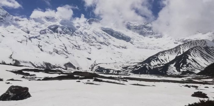 Annapurna IV Expedition